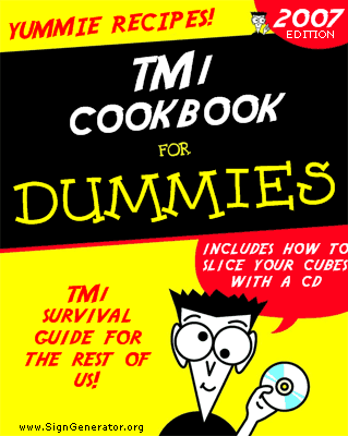 TM1 cookbook for dummies